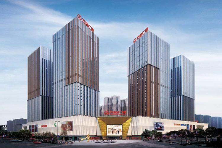 Chengdu Jinniu Wanda Plaza