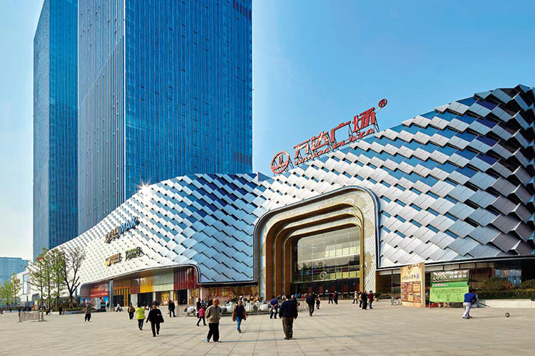 Taiyuan Wanda Plaza